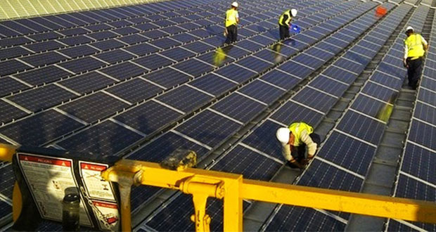 70% del territorio mexicano con potencial para paneles solares: IMCO