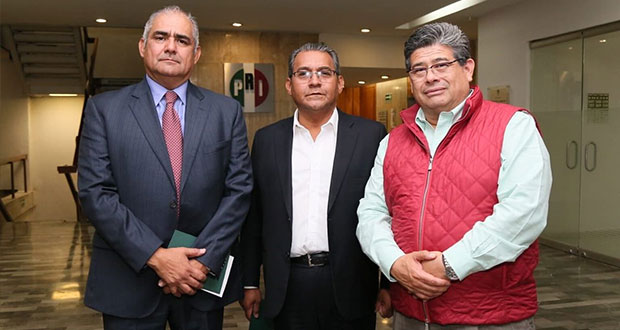 Alberto Jiménez Merino, el candidato de unidad del PRI por gubernatura