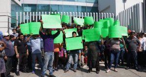 "Líder de mercado Morelos acusa a SSP de ""abuso de autoridad"""