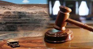 En Ixtacamaxtitlán, comunidades llegan a juicio para frenar proyecto minero