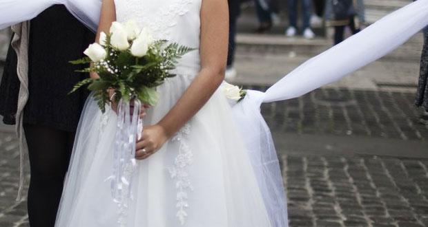 Prohibir matrimonio de menores de edad protege sus derechos: CNDH