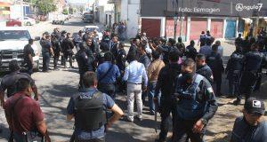 Continuarán operativos contra narcomenudeo en mercados poblanos: Alonso