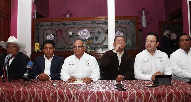 Más de 160 organizaciones agrarias y comerciantes apoyan a Barbosa