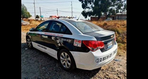 Cuautlancingo recibe 9.5 mdp de Fortaseg para mejorar Policía