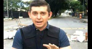 Tras detenerlo más de 12 horas, Venezuela libera a periodista de EU