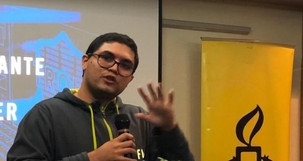 Detienen a Luis Carlos Díaz, periodista opositor de Nicolás Maduro
