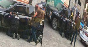 En Juan Galindo, comando levanta al menos a 3 policías estatales de Xicotepec