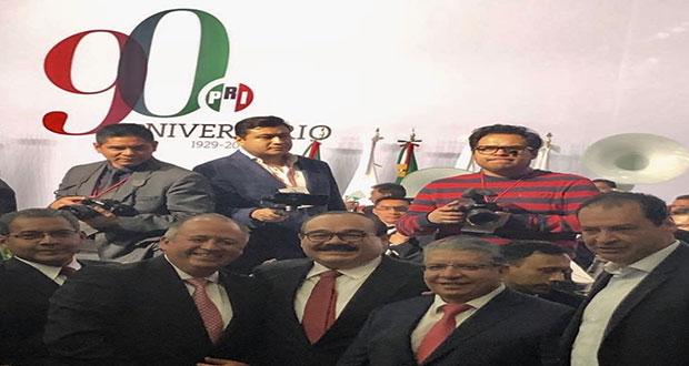 Doger, Urzúa, Jiménez y Rivera, precandidatos del PRI: Ruiz Massieu