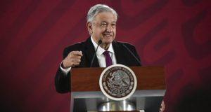 """Para evitar """"injerencia"""", AMLO promete no regresar a Puebla durante campañas"""