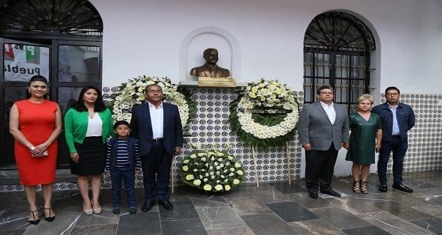 Priistas deben honrar legado de Colosio: Jiménez Merino