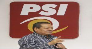 PSI busca en solitario 2 alcaldías de las 5 y desiste de gubernatura