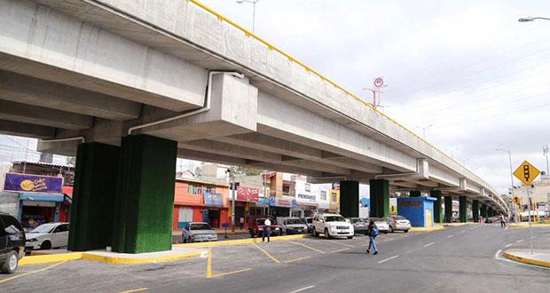 A 4 meses de funcionar, el puente de Xonacatepec recibe aval de Semarnat