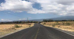 SIMT realiza recorridos en rutas de evacuación del Popocatépetl