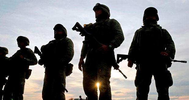 Prevén 15 mmdp para presupuesto inicial de la Guardia Nacional