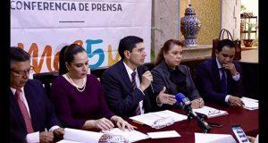 PAN se queda solo en el Congreso; PRD, MC y CPP abandonan Por Puebla al Frente