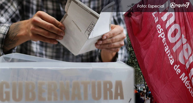 Morena ganaría la gubernatura con 40% de preferencia: encuesta