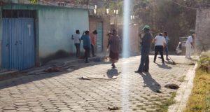 Comuna de Ahuatempan busca procurar limpieza en calles y parques