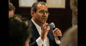 Ofrece Jiménez Merino crear Consejo de Planeación y Desarrollo