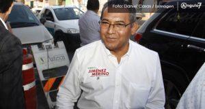 Jiménez Merino minimiza bajas priistas; Doger, sustituto de Cárdenas, percibe