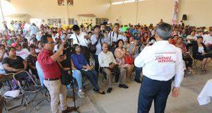 Destinar 3% del presupuesto a emprendedores, plantea Jiménez Merino