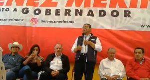 Jiménez Merino proyecta invertir 1,500 mdp anuales en el campo