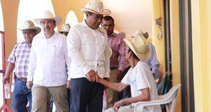 Soy el candidato del servicio cercano a la gente: Jiménez Merino