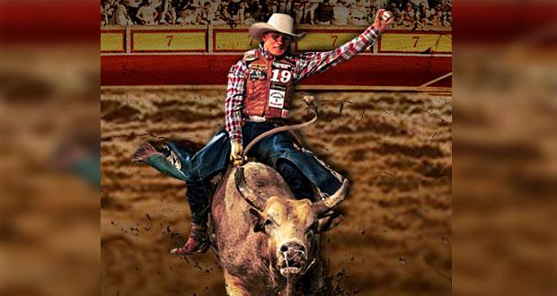 """La Feria de Puebla invita a """"American Bull"""" en plaza El Relicario"""