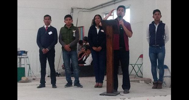 Antorcha lleva concurso de teatro escolar a colonia Balcones del Sur