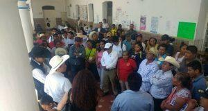 Antorcha urge a alcaldía de Acatlán comprar terrenos para 2 escuelas