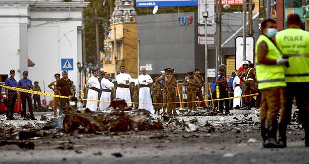 Atentados en Sri Lanka dejan 290 muertos y 500 heridos