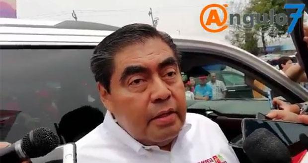 Barbosa asegura que rehabilitará arcos de seguridad construidos con RMV