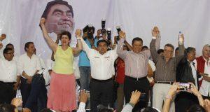 Barbosa pide a sindicalizados unidad y no hacer voto corporativo