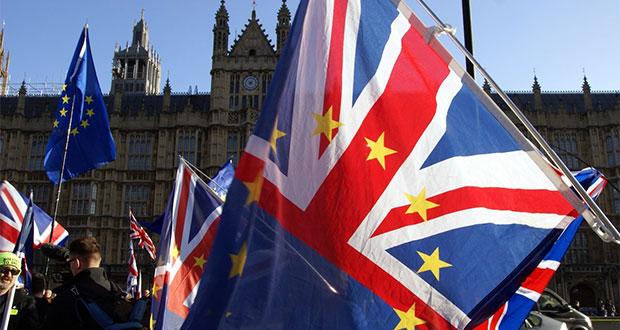 UE amplia al 31 de octubre 2ª prórroga del Brexit de Reino Unido