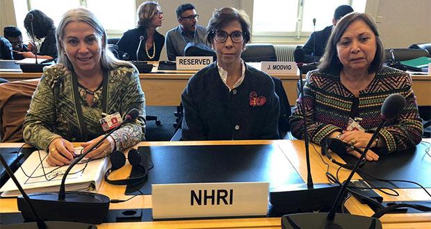 Ante la ONU, CNDH señala persistencia de tortura en PGR y Sedena
