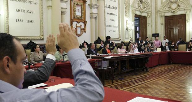 Cabildo de Puebla aprueba cuenta pública de 2018
