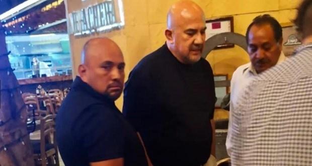 Detienen a exlíder de la Canadevi en Puebla por fraude; cámara se deslinda