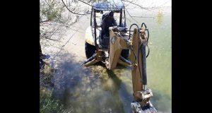 Colapsa puente en poza de agua en Huehuetlán y muere joven