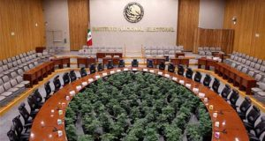 INE declara improcedentes medidas cautelares contra Cárdenas