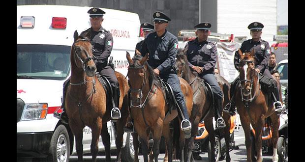 """Comuna de San Andrés Cholula implementa operativo """"Semana Santa"""""""