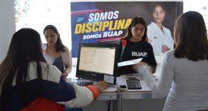 Concluye segunda fase de proceso de admisión de aspirantes a la BUAP