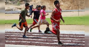 Convocan a justas de atletismo en Izúcar de Matamoros