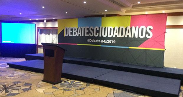 Coparmex gastaría 300 mil pesos en organizar debate por gubernatura