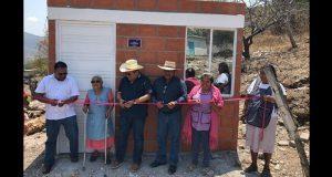 Dan cuartos extras para viviendas marginadas de Tulcingo del Valle