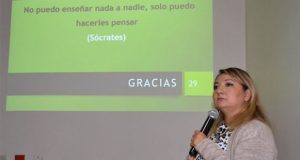En BUAP, experta señala competencias de estudiantes del siglo XXI