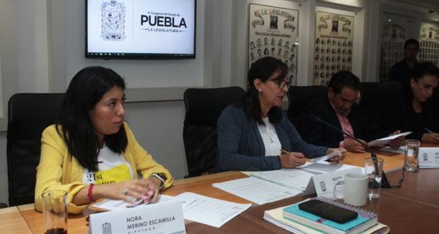 En Congreso de Puebla, avanza permiso de maternidad por 14 semanas
