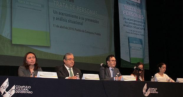 En México, trata infantil se focaliza en 5 ciudades, alertan en BUAP