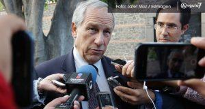 Inseguridad sí creció durante gobiernos del PAN en Puebla, admite Cárdenas