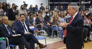 Enrique Cárdenas ofrece renegociar deuda directa de Puebla y reducirla