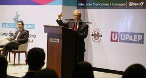Cárdenas afirma que alcanzará en preferencias de encuestas a Barbosa