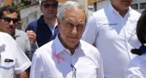 """""""¿De dónde chingao saco su dinero?"""", exclama Cárdenas a Barbosa"""